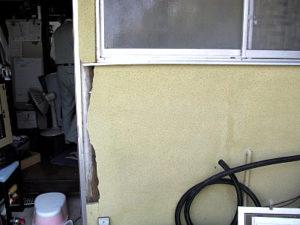 外壁補修<施工前>